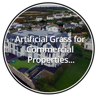 Artificial Grass for Commercial Properties